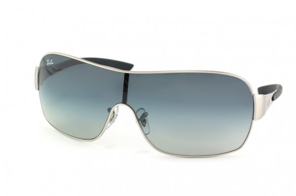 Очки Ray-Ban Highstreet RB3392-003-8G Silver | Gradient Grey