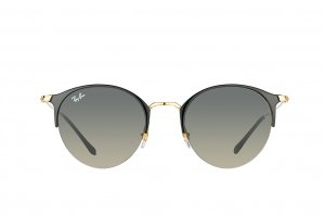 Очки Ray-Ban Highstreet RB3578-187-11 Black / Arista | Faded Grey