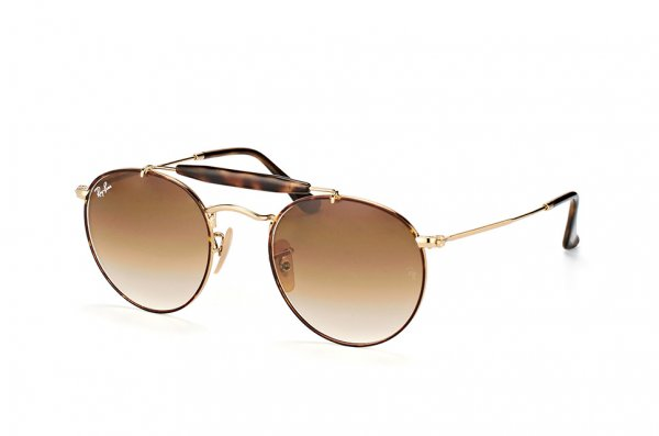 Очки Ray-Ban Highstreet RB3747-9008-51 Arista | Faded Brown
