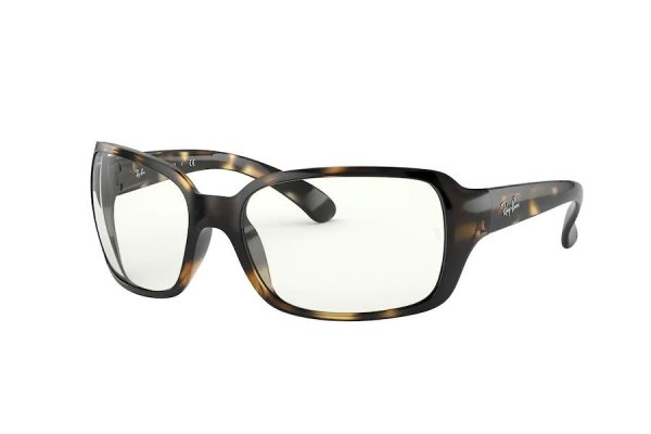 Очки Ray-Ban Highstreet RB4068-710-B5 Havana | Clear