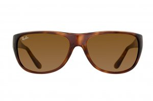 Очки Ray-Ban Highstreet RB4138-642 Tortoise | Natural Brown (B-15XLT)