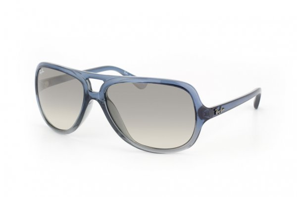 Очки Ray-Ban Highstreet RB4162-838-32 Blue Faded Grey | Gradient Grey