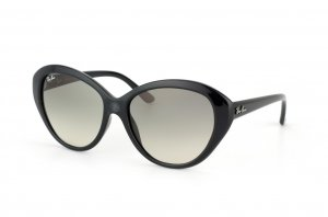 Очки Ray-Ban Highstreet RB4163-601-32 Black/Gradient Grey