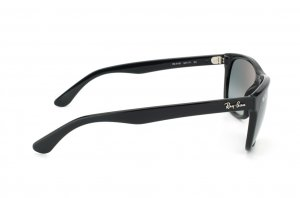 Очки Ray-Ban Highstreet RB4181-601-71 Black | Poly Grey/Green
