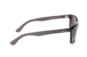Очки Ray-Ban Highstreet RB4181-606-71 Grey Transparent | Grey Gradient