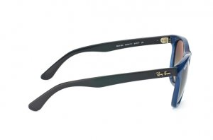 Очки Ray-Ban Highstreet RB4184-6042-71 Blue | Dark Grey