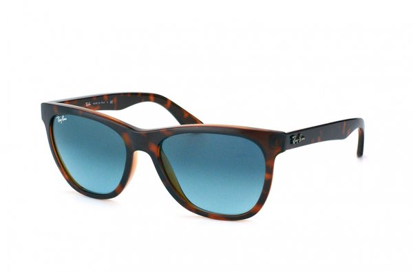 Очки Ray-Ban Highstreet RB4184-6101-4M Havana | Gradient Blue