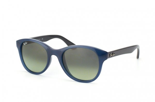 Очки Ray-Ban Highstreet RB4203-6042-71 Blue | Dark Grey