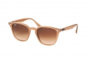 Очки Ray-Ban Highstreet RB4258-6166-13 Brown | Gradient Brown
