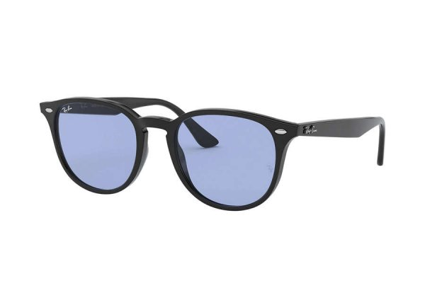 Очки Ray-Ban Highstreet RB4259F-601-80 Black | Blue