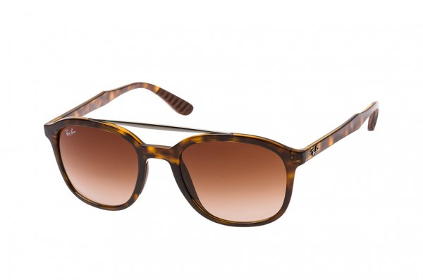 Очки Ray-Ban Highstreet RB4290-710-13 Havana / Arista | Faded Brown