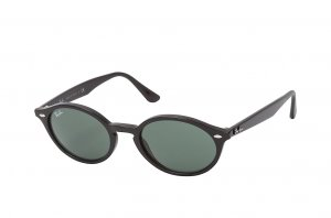 Очки Ray-Ban Highstreet RB4315-601-71 Black | Green / Grey
