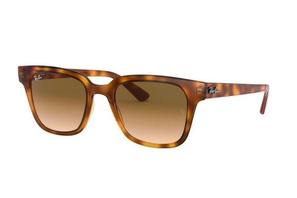 Очки Ray-Ban Highstreet RB4323-6475-51 Havana | Brown Gradient