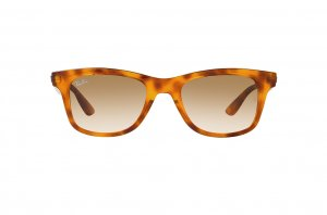 Очки Ray-Ban Highstreet RB4640-6475-51 Light Havana | Gradient Light Brown
