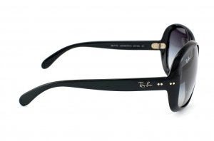 Очки Ray-Ban Jackie Ohh III RB4113-601-8G Black | APX Gradient Grey