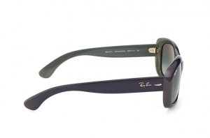 Очки Ray-Ban Jackie Ohh RB4101-6037-71 Dark Grey | Grey Gradient