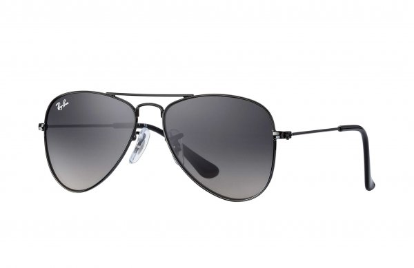 Очки Ray-Ban Kids and Junior Aviator RB9506S-220-11 Black | Faded Grey