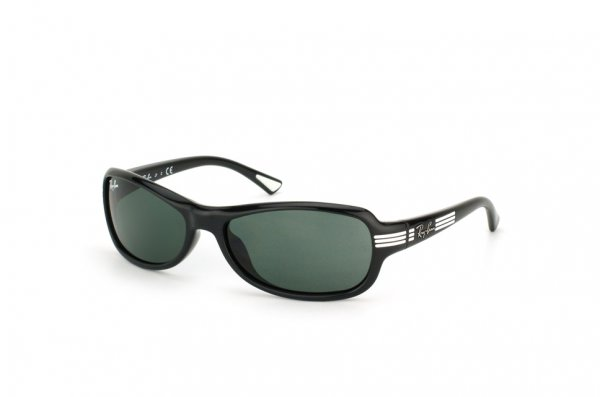 Очки Ray-Ban Kids and Junior RB9051S-154-71 Black/White | Green