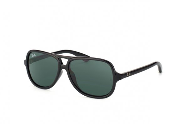 Очки Ray-Ban Kids and Junior RB9059S-100-71 Matte BLack | Grey/Green