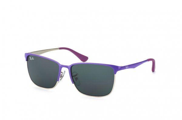 Очки Ray-Ban Kids and Junior RB9535S-246-87 Violet| Dark Grey