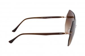 Очки Ray-Ban LightRay RB8065-155-13 Brown | Brown Gradient
