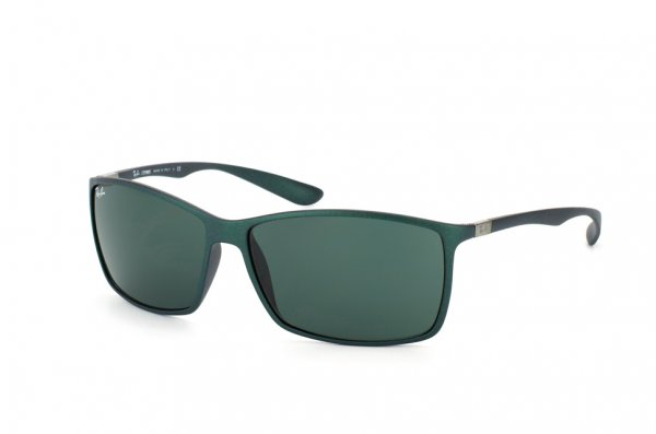 Очки Ray-Ban Liteforce RB4179-6016-71 Matte Green | Grey/Green
