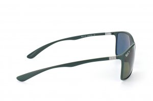 Очки Ray-Ban Liteforce RB4179-6125-9A Matte Olivee | Poly. Grey/Green Polarized