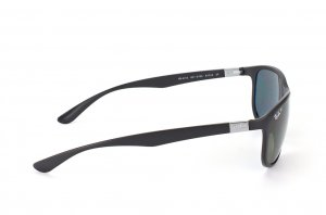 Очки Ray-Ban Liteforce RB4213-601S-9A Matt Black | Grey/Green Polarized