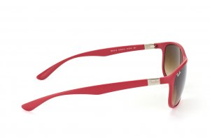 Очки Ray-Ban Liteforce RB4213-6123-13 Red | Brown Gradient