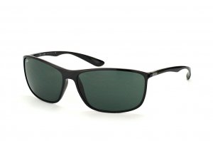 Очки Ray-Ban Liteforce RB4231-601-71 Black | APX Grey/Green