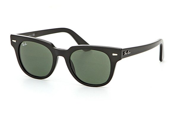 Очки Ray-Ban Meteor Classic RB2168-901-31 Black | Natural Green