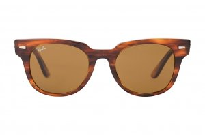 Очки Ray-Ban Meteor Classic RB2168-954-33 Light Havana | Natural Brown (B-15XLT)