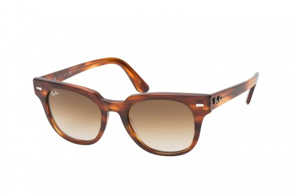 Очки Ray-Ban Meteor Classic RB2168-954-51 Light Havana | Faded Brown