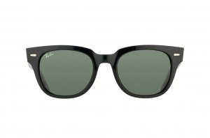 Очки Ray-Ban Meteor RB4168-601 Black/Natural Green (G-15XLT)