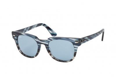 Ray-Ban Meteor Striped Havana RB2168 1252 62