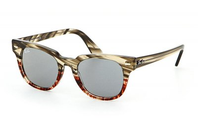 Ray-Ban Meteor Striped Havana RB2168 1254 Y5