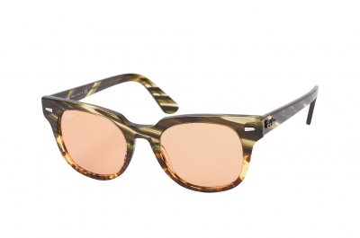 Ray-Ban Meteor Striped Havana RB2168 1268 3L