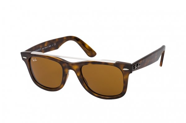 Очки Ray-Ban Modified Wayfarer RB4540-710-33 Havana | Natural Brown
