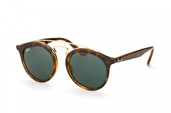 Очки Ray-Ban New Gatsby I RB4256-710-71 Havana | Grey/Green