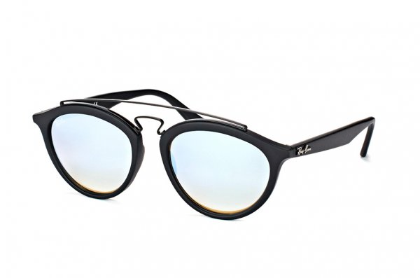 Очки Ray-Ban New Gatsby II RB4257-6253-B8 Black | Light Brown