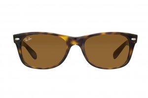 Очки Ray-Ban New Wayfarer RB2132-944 Light Havana | Natural Brown (B-15XLT)