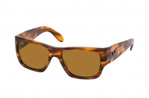 Очки Ray-Ban Nomad RB2187-954-33 Havana | Natural Brown