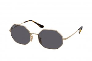 Очки Ray-Ban Octagon RB1972-9150-B1 Arista | Dark Grey
