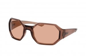Очки Ray-Ban Octagon RB4337-6541-Q4 Transparent Brown| Brown To Dark Brown