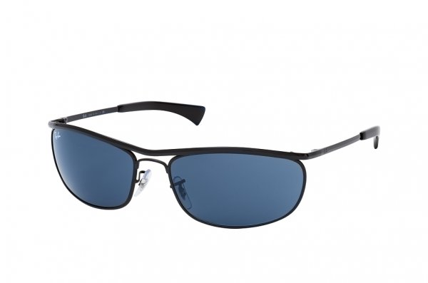 Очки Ray-Ban Olympian I Deluxe RB3119M-002-R5 Black | Dark Blue