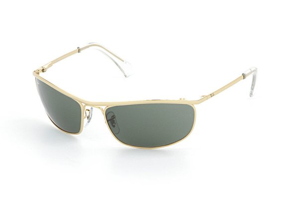 Очки Ray-Ban Olympian RB3119-001 Arista | Natural Green (G-15XLT)