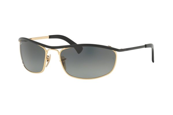 Очки Ray-Ban Olympian RB3119-9162-71 Black / Arista | Faded Grey