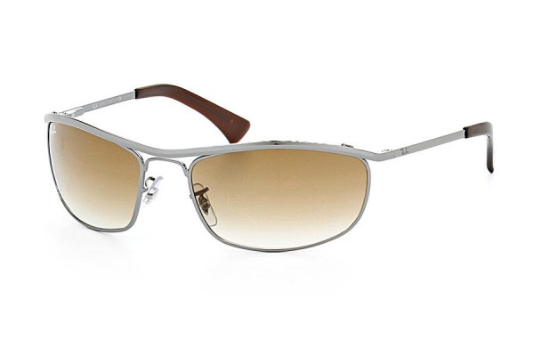 Очки Ray-Ban Olympian RB3119-9164-51 Gunmetal | Faded Brown