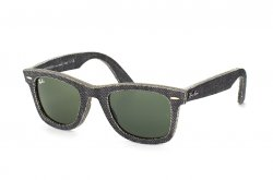 Очки Ray-Ban Original Wayfarer Denim RB2140-1162 Jeans Black| Natural Green (G-15)