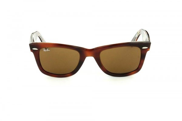 Очки Ray-Ban Original Wayfarer RB2140-1125 Top Havana on Texture | B-15 XLT